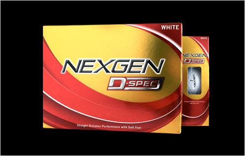 """NEXGEN D-SPEC"" Ball"