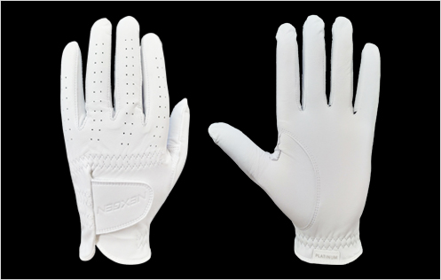 """PLATINUM TOUCH"" Glove"