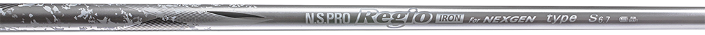 N.S.PRO REGIO IRON For NEXGEN type S6/7